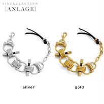 BARBELL chain bracelet