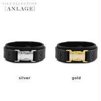 FASTEX buckle leather bracelet