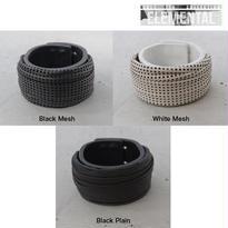 DRAPE leather bracelet