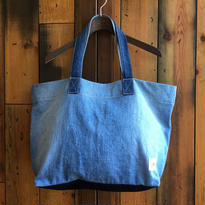 JAPAN BLUE SAKURA COLLABO TOTE BAG 【MULTI color】