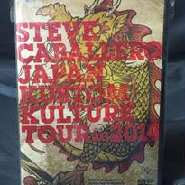 STEVE CABALLERO JAPAN KUSTOM KULTUE TOUR 2014