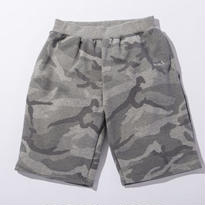 BxH Camo SW Half Pants