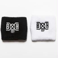 BxH Logo Towel Fabric Wrist Band