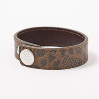 BxH Leopard Wrist Band