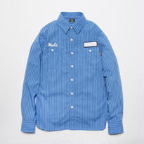 BxH Stripe Work Shirts