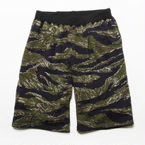 (40%OFF)BxH Camo Half Pants