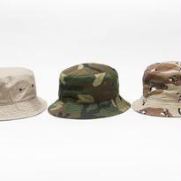 BxH Camo Bucket Hat