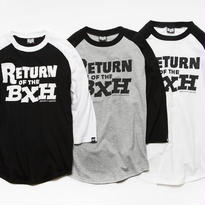 (40%OFF)BxH Return 3/4 Raglan Tee