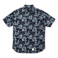 【APPLEBUM】African Flower Fly Front SS Shirt