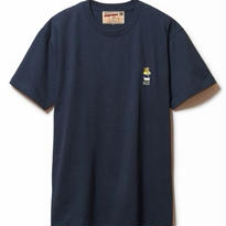 【INTERBREED】SPORTS BEAR EMBROIDERED SS TEE(NAVY)