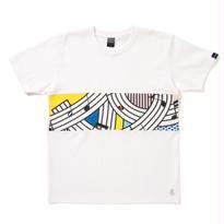 """【APPLEBUM】 """"Note"""" Mixed T-shirt"""