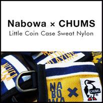 Nabowa – 「Nabowa×CHUMS」コインケース