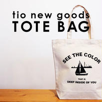 tio - original tote bag
