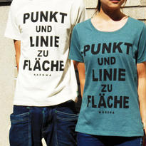 Nabowa - PUNKT LINIE FLACHE T-SHIRTS