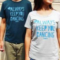 Nabowa - ALWAYS KEEP YOU DANCING T-SHIRTS