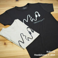 Nabowa - Headphones T-shirt