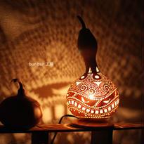 ひょうたんランプ--古代遺跡
