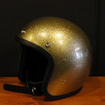 CAMPBELL HELMETS CH101-FLAKE/GOLD