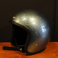 CAMPBELL HELMETS CH103-FLAKE/BLUE