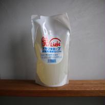 暁ローブ 洗濯 液体石けん 詰替用 1L