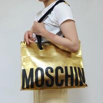 VINTAGE   MOSCHINO TOTE BAG