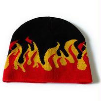 DEADSTOCK FIRE KNIT CAP