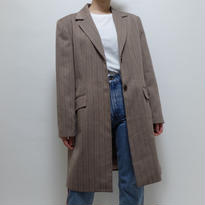 VINTAGE   TAILORED LONG JACKET