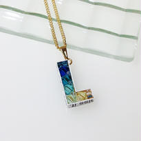 Metrocard necklace[セミオーダー]メトロカードネックレス/L