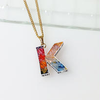 Metrocard necklace[セミオーダー]メトロカードネックレス/K