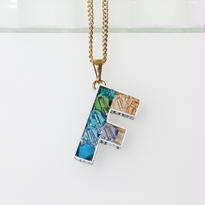 Metrocard necklace[セミオーダー]メトロカードネックレス/F