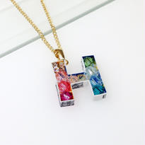 Metrocard necklace[セミオーダー]メトロカードネックレス/H