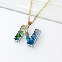 Metrocard necklace[セミオーダー]メトロカードネックレス/N