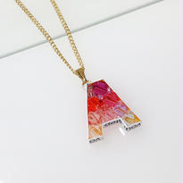 Metrocard necklace[セミオーダー]メトロカードネックレス/A