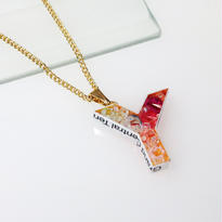 Metrocard necklace[セミオーダー]メトロカードネックレス/Y