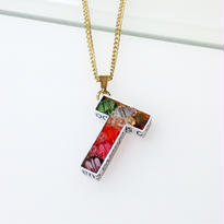 Metrocard necklace[セミオーダー]メトロカードネックレス/T