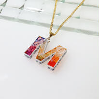 Metrocard necklace[セミオーダー]メトロカードネックレス/M