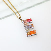 Metrocard necklace[セミオーダー]メトロカードネックレス/E