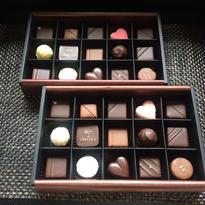 ショコラ15種類×2アソート