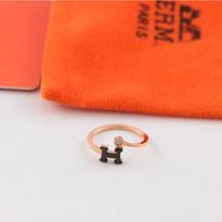 セール 新作 大人気 セレブ レディースノーベルティ HERMES エルメス リング 指輪  HM-JW-16