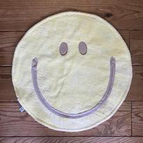 〔限定商品:5月2日発送!〕マシュマロ SMILY Café マット (レモン)size: 50cm x 50cm  style no. 1704003L