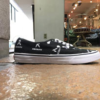"SUPREME×VANS / Playboy Authentic size : US9 BLK ""2014S/S"""