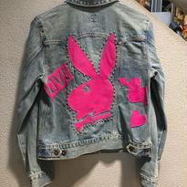 【Ladies】Vintage Custom / Denim Truck Jacket