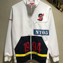 "SUPREME / 1994 Studium Trucker Jacket size : M WHT ""2005A/W"""