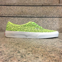"""FUCKING AWESOME×VANS SYNDICATE / AUTHENTIC PRO """"S"""" size : US10.5 """"2013A/W"""""""