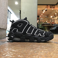 NIKE / AIR MORE UPTEMPO size : US10 BLK 2016年製