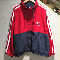 TOMMY HILFIGER / 90's Sailing Jacket size : 3XL RED / NVY
