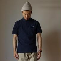 """【2016夏の新作】""""M3""""THE ORIGINAL FREDPERRY SHIRT オリジナル ノーライン ポロシャツ NVY ネイビー 英国製【正規取り扱い品】"""