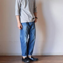 【RECOMMEND】Ordinaryfits 5PKT ANKLE DENIM USED オーディナリーフィッツ アンクルデニム ユーズド