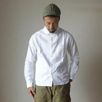 【明石のシャツブランド】LASSO  SPOON SHIRT WHT  ラッソ スプーンシャツホワイト【お取り寄せ商品】