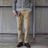 【2017春夏新作】F.O.B FACTORY  BAKER PANTS BEIGE エフオービーファクトリー ベイカーパンツ ベージュ